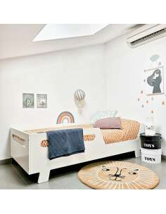 Cama Casita MONTESSORI