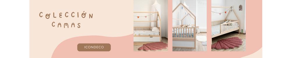 cama para dormitorio infantil